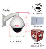 金属Housing Speed Dome 1.3MP Tvi PTZ Camera