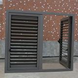 Ventana del marco del perfil del polvo de la alta calidad y obturador de aluminio revestidos Kz215 del marco