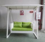 庭2のSeaterの振動椅子