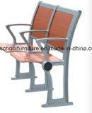Chaises publiques d'Unversity de conception en bois pour l'étudiant