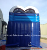 KidsおよびAdults (RB1063)のためのWater Poolの普及したInflatable Water Slide