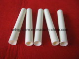 Personalizado tubo de cerámica de alúmina de alta pureza