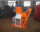 Blockierenblock, der Maschine SY1-25 mit gutem Renommee unter Afrika herstellt