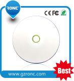 Factory Wholesale 4.7 Go 120min 16X Blanc Inkjet Imprimable vierge DVD-R