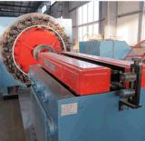 Máquina ondulada da trança do fio da mangueira do metal do aço inoxidável