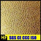 Mosaico riflettente delle mattonelle di mosaico di figura lunga dorata della striscia Mirror-A021-Glass