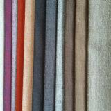 Prodotto intessuto cotone tinto pianura di tela del sofà della tappezzeria del rayon