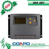 60A、48VのLCDの太陽コントローラ
