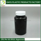 يوسع فم [250مل] محبوب بلاستيكيّة سوداء لون كبسولة زجاجة