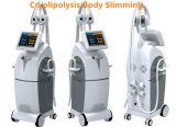 Corpo não invasor de Cryolipolysis de 4 punhos que Slimming a máquina