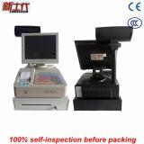 Дешевая машина кассового аппарата супермаркета Hz-6800 для сбывания