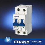 disjoncteur de qualité de 6/10ka 4p 6-63A mini
