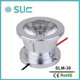 Uitstekende kwaliteit die het Licht van de Module van Warmwhite SMD adverteren
