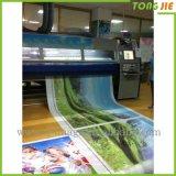 Дешевое печатание рециркулируя знамя PVC рекламы напольное