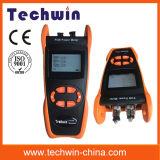 Метр силы лазера Techwin Tw3212ehandheld обеспечивая длину волны одновременного измерения по-разному на волокне