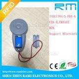 USB/Bluetooth를 가진 Fdx-B&Hdx 134.2 kHz/125kHz RFID 스캐너