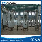 Un matériel efficace plus élevé de distillation de l'eau de lait de laiterie d'évaporateur de lait d'acier inoxydable de prix usine de Sjn