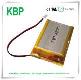3.7V 코드가 없는 전화를 위한 재충전용 Li 중합체 리튬 건전지
