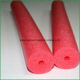Tubes creux protecteurs personnalisés de mousse d'EPE de matériaux flexibles de mousse
