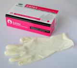 Non стерильная перчатка экзамена латекса на низкой цене
