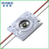 módulo del contraluz LED del Bat-Wing 2835 0.36W para las mini cartas de canal y el rectángulo ligero
