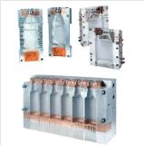 Máquina que sopla de la máquina plástica del moldeo por insuflación de aire comprimido