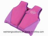 Tecido reusável do bebê da nadada, Wetsuit morno, Swimsuit da flutuabilidade. Wm035