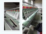 Máquina lisa de alta velocidade de Embrooidery para o vestuário de China