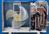 Mini climatiseur de fractionnement de zone duelle