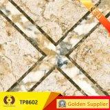 Baumaterial-voll polierte glasig-glänzende Porzellan-Bodenbelag-Fliesen (TB6045)