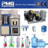 Halbautomatische Plastikflasche, die durchbrennenformenmaschine ausdehnt