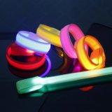 Seguridad que destella que funciona el brazal del LED