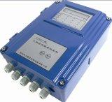 4 contrôleur industriel de détecteur de gaz du système NH3 de moniteur de fuite de gaz toxique de glissières