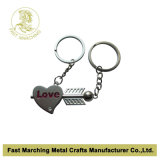 Romantische Key Chain in 3D Effect