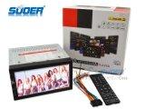 Spieler 2 LÄRM Auto GPS-Radio-Fernsehapparat-DVD-Spieler des Auto-MP5 im Auto-Spieler mit Bluetooth (MCX-6953)