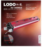 Mais máquina Ar-Refrigerando da imprensa da junção da tala da imprensa quente da eficiência