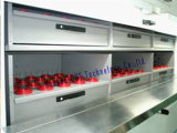 Armário de armazenamento de levantamento vertical automático