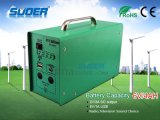 Suoer 6V 4ah Sistema de energia solar portátil Smart Mini Home Fonte de alimentação solar Sistema de energia solar para pequenas casas (ST-A03)