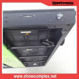 P8 LED Anschlagtafel-Aluminiumpanel gebogener im Freienbekanntmachenbildschirm