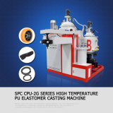 Alto-temperatura calda Elastomer Injection Machine di Sale per Wheels