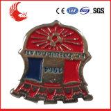 Form-nach Maß Metallmagnetisches Abzeichen/angestrichene Abzeichen