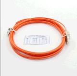 Cavo ottico duplex multimoda della fibra LC-Sc