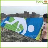 Creare la bandiera del PVC Frontlit della pubblicità del Internet