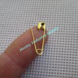 Spilla di sicurezza placcata oro di vendita calda della modifica di caduta del metallo di 19mm