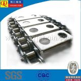 Attachments를 가진 C2060HK1 Precision Double Pitch Conveyor Chain