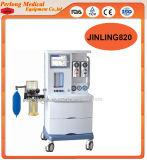 Preço da máquina Jinling-820 da anestesia do equipamento médico