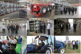 인도네시아 시장을%s Foton Lovol 4WD 농장 110HP 트랙터