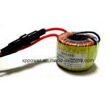 Трансформатор миниого размера Toroidal с штепсельной вилкой