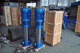 Pompes de pression chimiques verticales à plusieurs étages hypersustentatrices de servocommande d'acier inoxydable