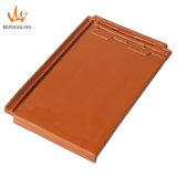 Terminer Matt Clay Roof Tile Big Size toiture tuiles